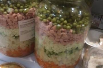 Консервированное оливье - фото 5