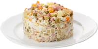 Сайт «Салат Оливье» — рецепты