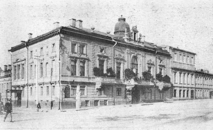 «Эрмитаж»: легендарный ресторан дореволюционной Москвы