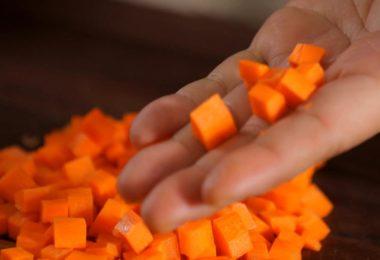 Как правильно нарезать овощи и методы быстрой нарезки
