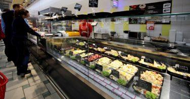 Где купить готовый салат оливье