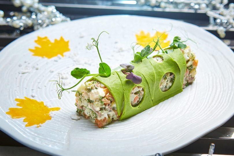 Наценка на салат Оливье в кафе и ресторанах