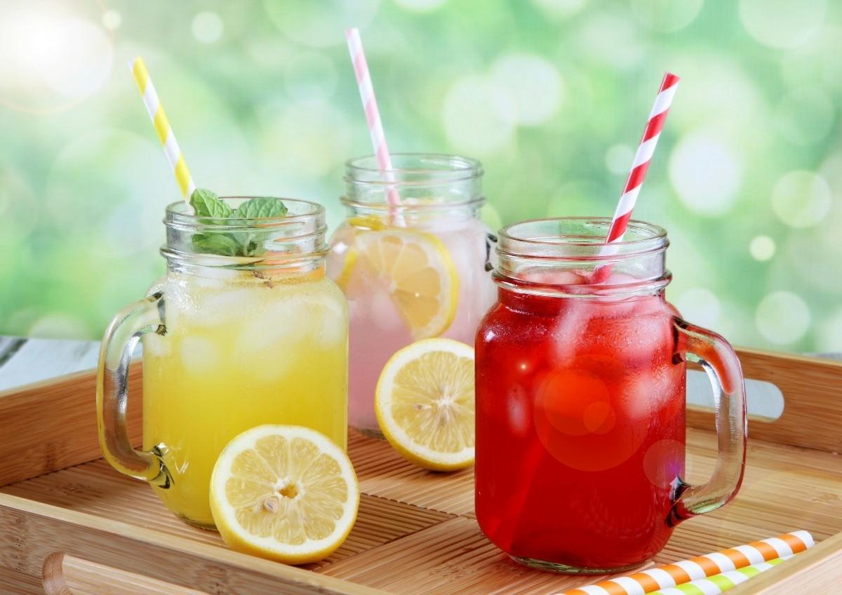 Рецепты приготовления домашнего лимонада